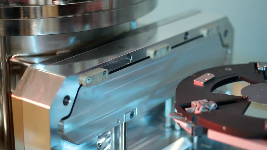 Semiconductor Test Labs : Laboratory microelectronic wire equipment refocusing