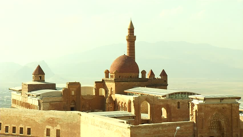 Ishak Pasa Palace, Agri-Turkey
