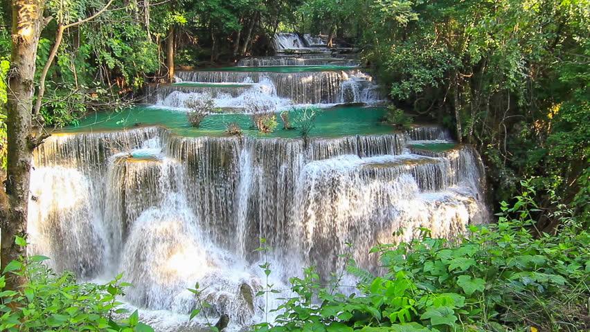 Waterfalls Videos hd hd Waterfalls in Deep