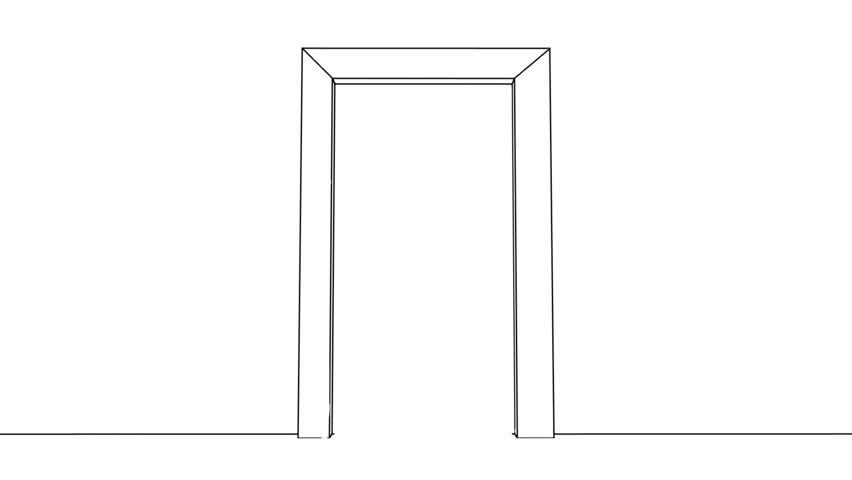 Sketched Door Opens: Making Opportunities Happen