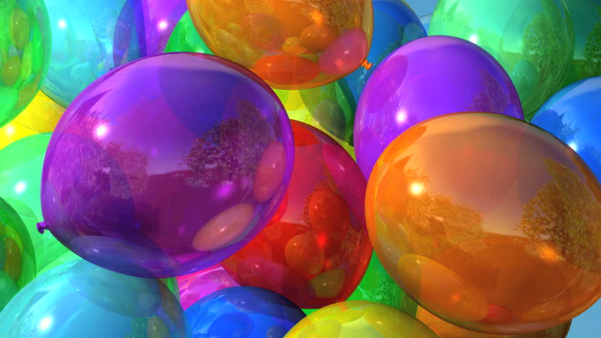 Whatever the special occasion, nothing says celebration better than bright, shiny balloons.