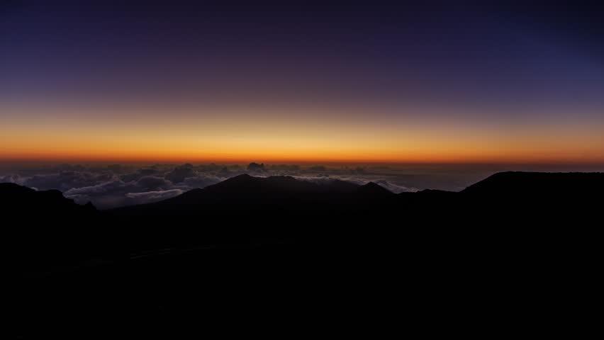 Maui, Hawaii - 4K stock footage clip