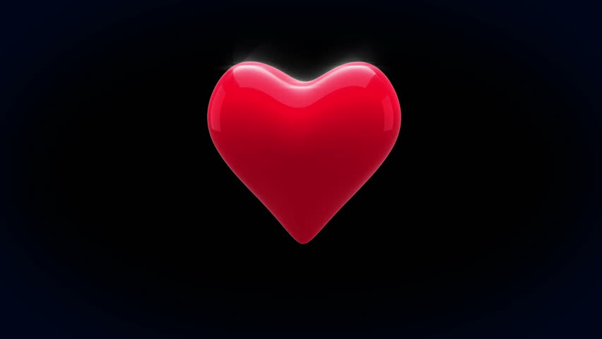 red animated hearts on - photo #6
